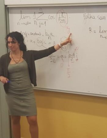 Ingénieur et pédagogue donne des cours en ligne de maths du primaire à l'université. Coaching et suivi personnalisé de haute qualité.