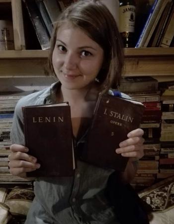 cours de russe et d'anglais tout les niveaux avec une polyglotte