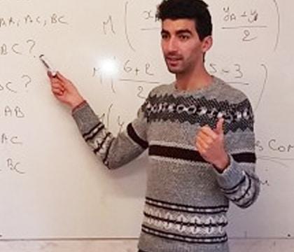 Mejdi professeur pour cours particulier en finance pour prépa