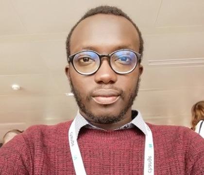 Mamadou professeur pour cours particulier en informatique pour prépa