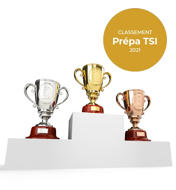 classement prepa TSI