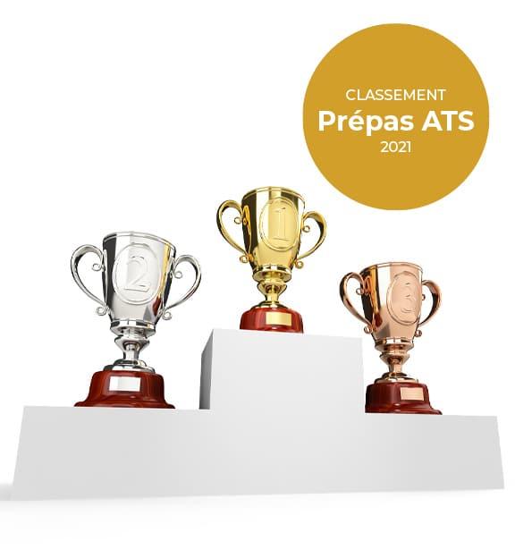 classement prepa ATS
